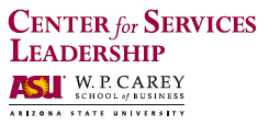 Center for Services Leadership - The Insight Group