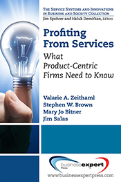 Profiting from Services
